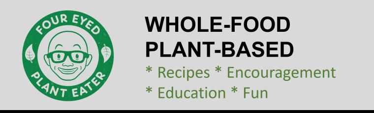 Banner Four Eyed Plant Eater