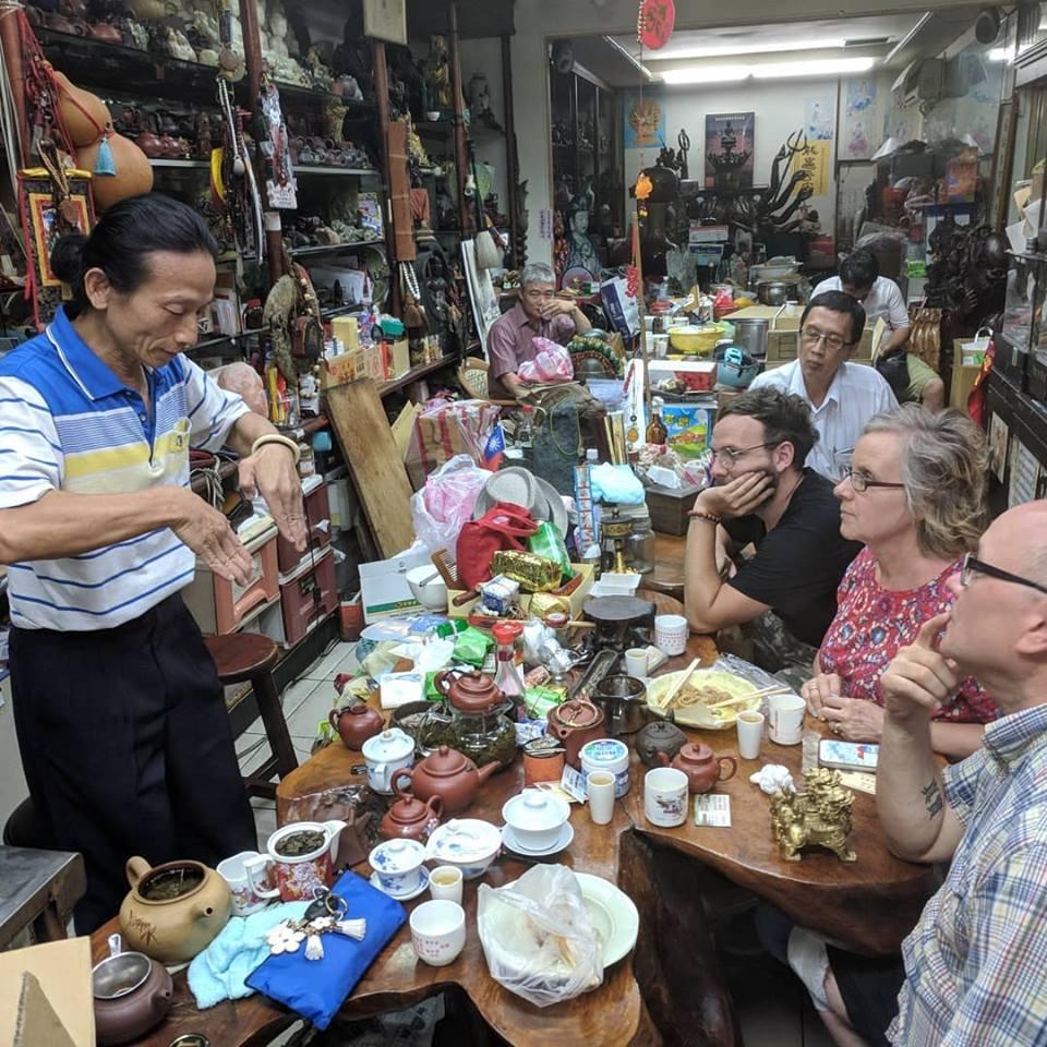 Tea Shop 5